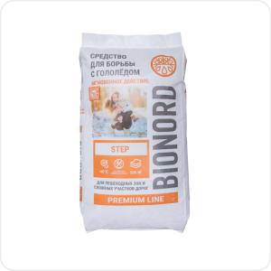 Противогололедный материал Bionord-STEP